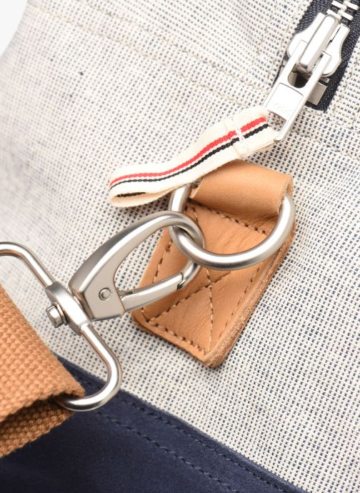 Reisegepäck Faguo Bag48 Cotton grau ansicht von links
