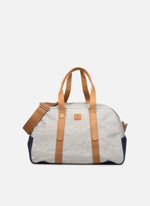 Bagage Faguo Bag48 Cotton Grijs detail