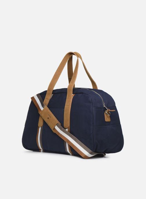 Bagage Faguo Bag48 Cotton Zwart rechts