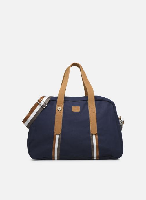 Bagage Faguo Bag48 Cotton Zwart detail