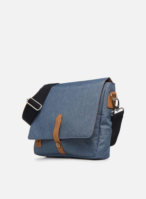 Handtassen Faguo Messenger Syn Wov Blauw model