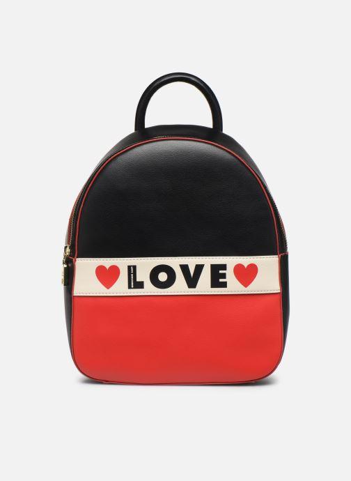 Sacs à dos Love Moschino SHARE THE LOVE BACKPACK Bleu vue détail/paire