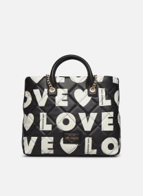 LOVE IS ALLOVER TOTE