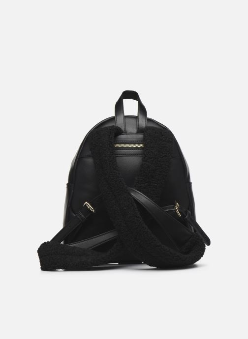 Sacs à dos Love Moschino STAY WARM BACKCPACK Noir vue face