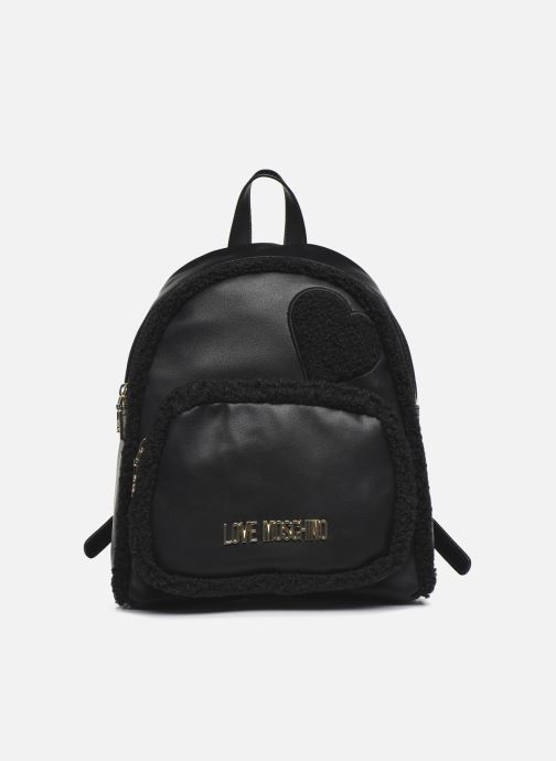 Sacs à dos Love Moschino STAY WARM BACKCPACK Noir vue détail/paire