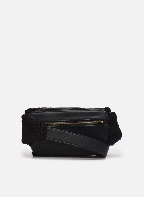 Petite Maroquinerie Love Moschino STAY WARM BUMBAG Noir vue face