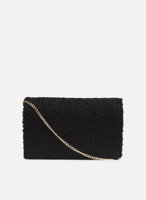 Handtassen Love Moschino STAY WARM EVENING BAG Zwart voorkant