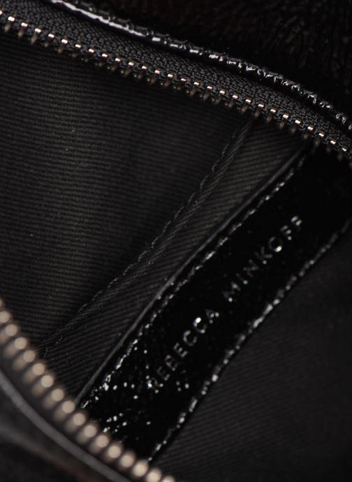 Zaini Rebecca Minkoff CONVERTIBLE MINI JULIAN BACKPACK NAPLACK Nero immagine posteriore
