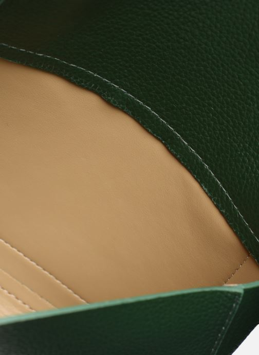 Handtassen Rebecca Minkoff NEW CROSSBODY PEBBLE Groen achterkant