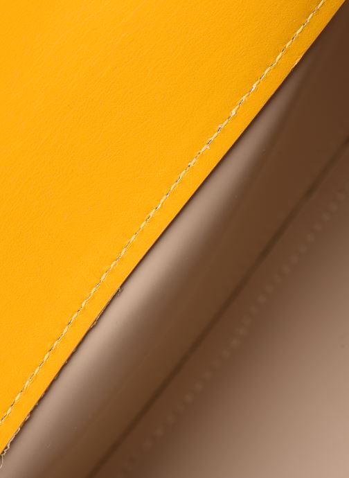 Handbags Rebecca Minkoff NEW CROSSBODY NAPPA Yellow back view
