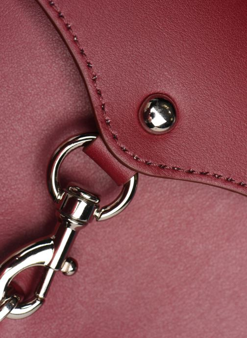 Handtassen Rebecca Minkoff NEW CROSSBODY NAPPA Bordeaux links