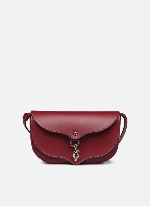 Handtassen Rebecca Minkoff NEW CROSSBODY NAPPA Bordeaux detail