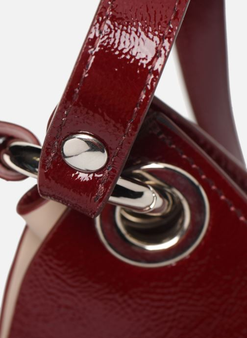 Borse Rebecca Minkoff SMALL RING TOTE NAPLACK Bordò immagine sinistra