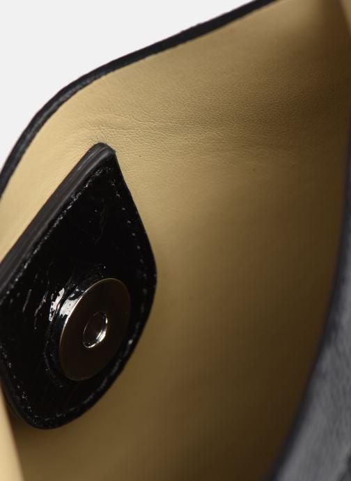 Handtaschen Rebecca Minkoff SMALL RING TOTE NAPLACK schwarz ansicht von hinten