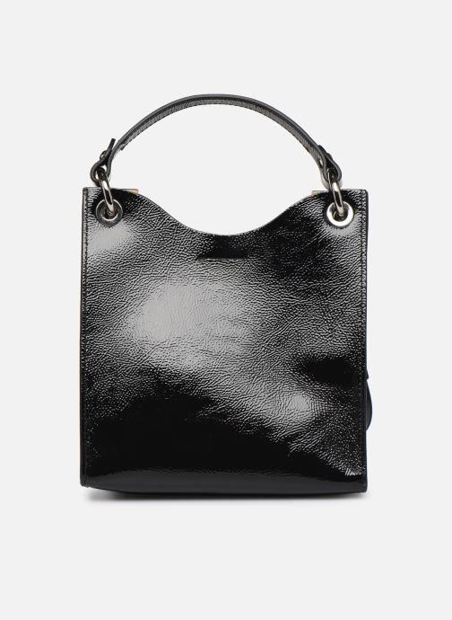Handtaschen Rebecca Minkoff SMALL RING TOTE NAPLACK schwarz detaillierte ansicht/modell