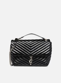 EDIE FLAP SHOULDER BAG NAPLACK