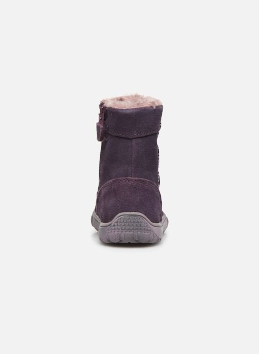 Boots & wellies Lurchi by Salamander Jena-Tex Purple view from the right