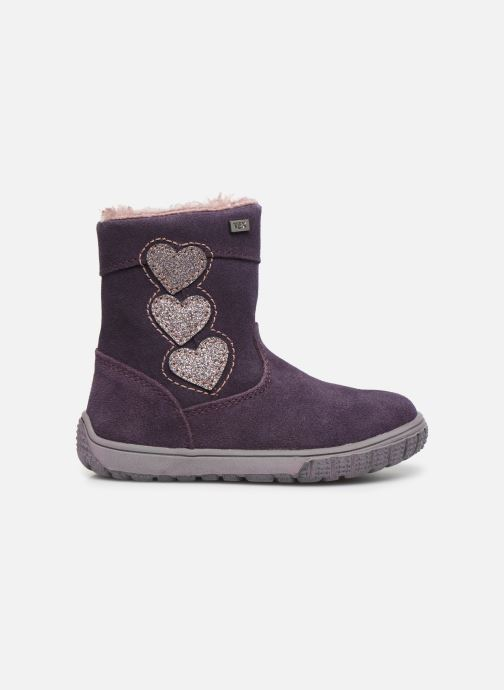 Boots & wellies Lurchi by Salamander Jena-Tex Purple back view