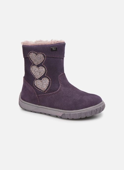 Boots & wellies Lurchi by Salamander Jena-Tex Purple detailed view/ Pair view