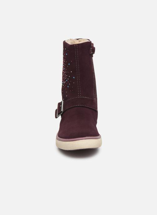 Boots & wellies Lurchi by Salamander Sophia-Tex Purple model view