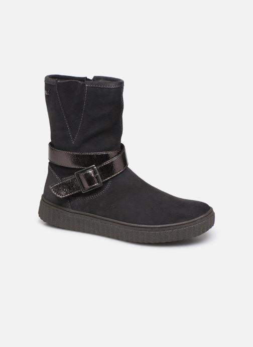 Støvler & gummistøvler Lurchi by Salamander Nelly-Tex Grå detaljeret billede af skoene