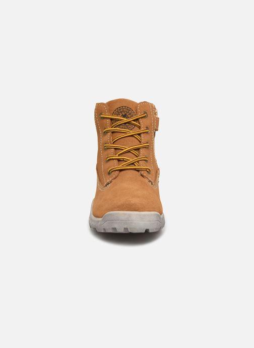 Bottines et boots Lurchi by Salamander Tom-Tex Marron vue portées chaussures