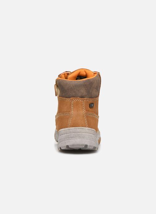 Bottines et boots Lurchi by Salamander Tom-Tex Marron vue droite