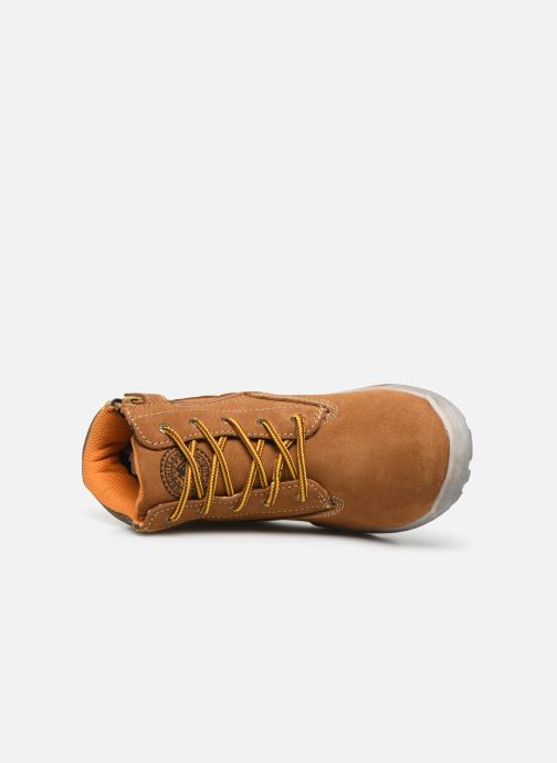 Bottines et boots Lurchi by Salamander Tom-Tex Marron vue gauche