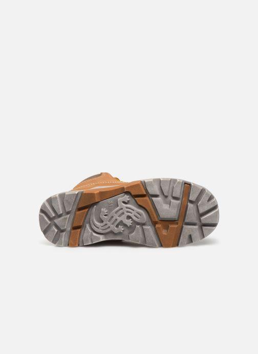 Bottines et boots Lurchi by Salamander Tom-Tex Marron vue haut