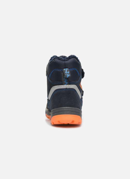 Chaussures de sport Lurchi by Salamander Tim-Tex Bleu vue droite