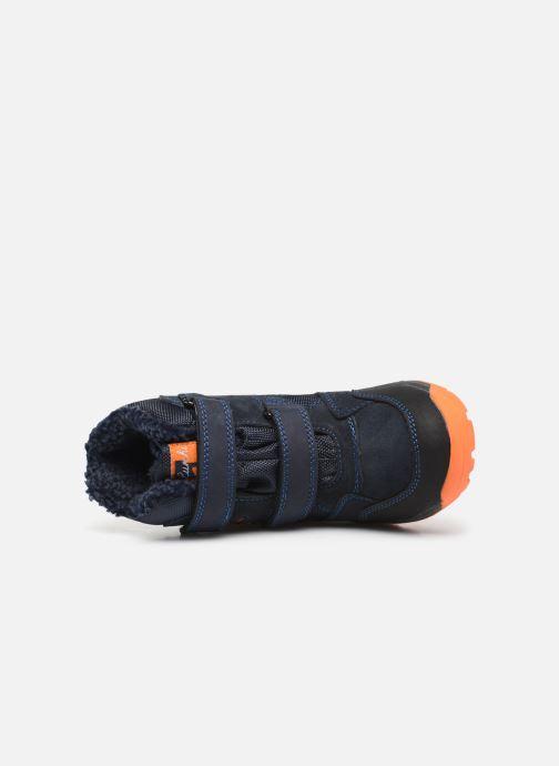 Chaussures de sport Lurchi by Salamander Tim-Tex Bleu vue gauche
