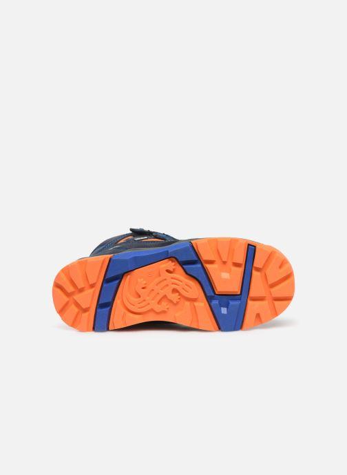 Chaussures de sport Lurchi by Salamander Tim-Tex Bleu vue haut