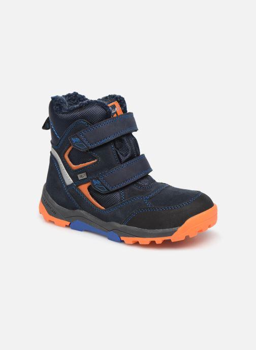 Chaussures de sport Lurchi by Salamander Tim-Tex Bleu vue détail/paire