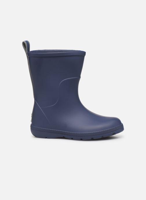 Stiefel Isotoner Botte de pluie Bébé blau ansicht von hinten