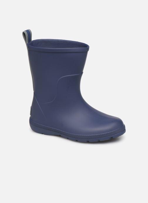 Støvler & gummistøvler Isotoner Botte de pluie Bébé Blå detaljeret billede af skoene
