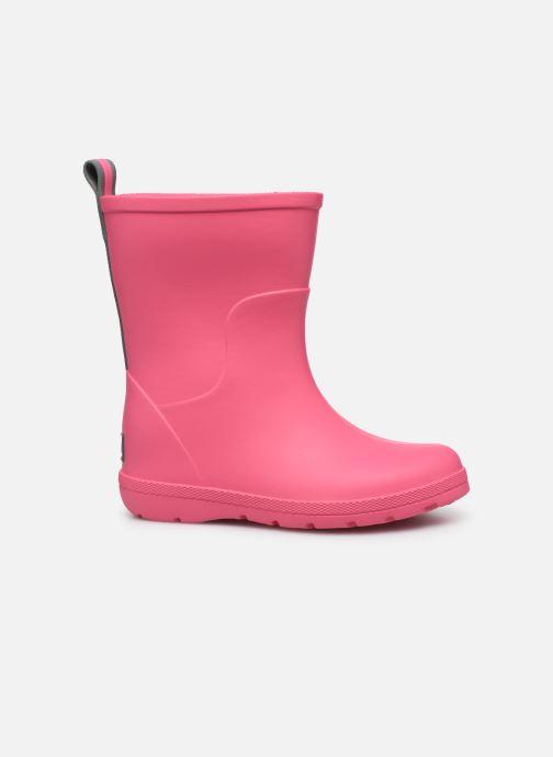 Boots & wellies Isotoner Botte de pluie Bébé Pink back view
