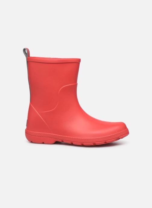 Støvler & gummistøvler Isotoner Botte de pluie Enfant Rød se bagfra