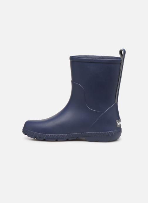 Boots & wellies Isotoner Botte de pluie Enfant Blue front view