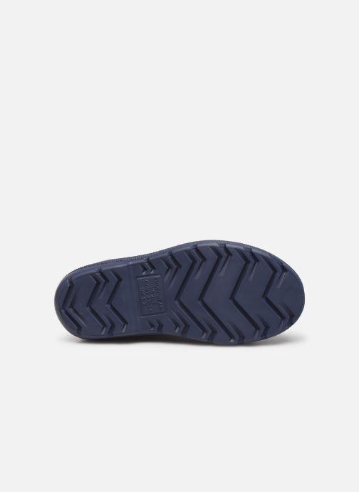 Boots & wellies Isotoner Botte de pluie Enfant Blue view from above