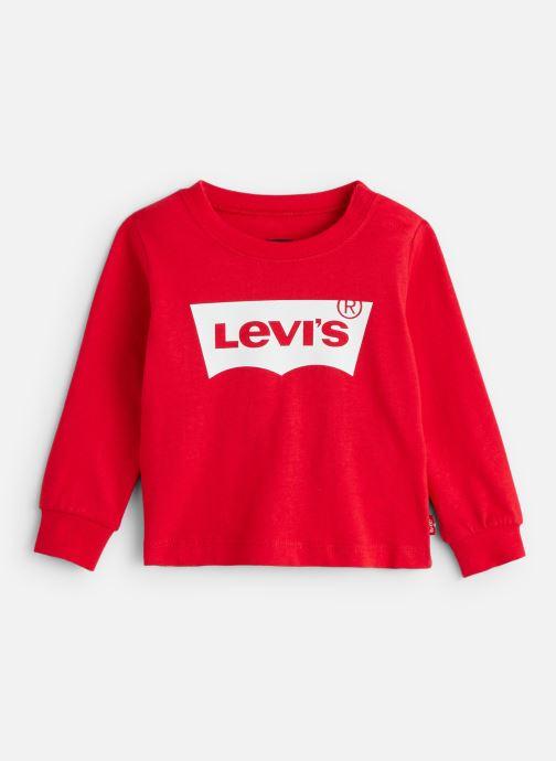 Vêtements Levi's T-Shirt NP10014 Rouge vue détail/paire