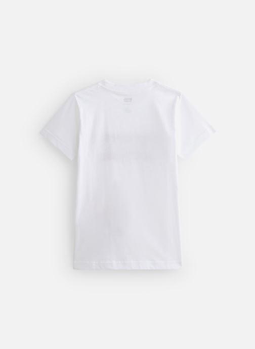 Vêtements Levi's T-Shirt NP10027 Blanc vue bas / vue portée sac