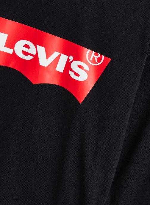 Tøj Levi's T-Shirt NP10117 Sort se skoene på