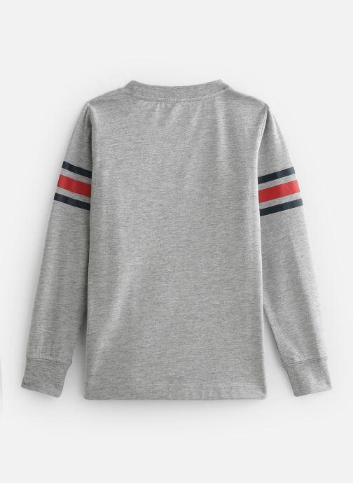 Vêtements Levi's T-Shirt NP10137 Gris vue bas / vue portée sac