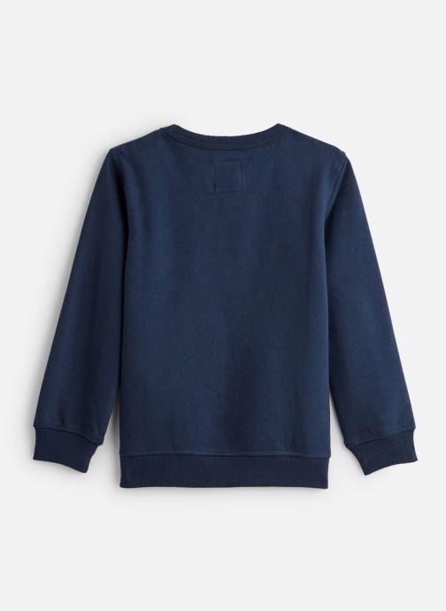 Vêtements Levi's Sweat NP15077 Bleu vue bas / vue portée sac