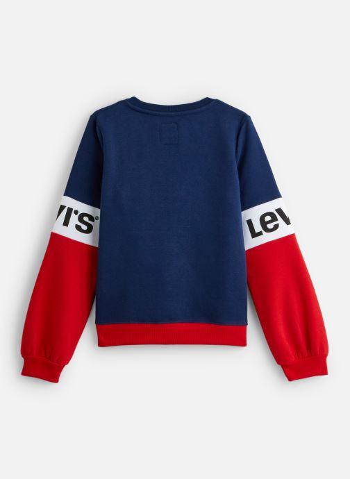 Vêtements Levi's Sweat NP15537 Rouge vue bas / vue portée sac