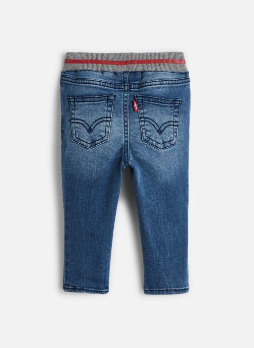 Vêtements Levi's Pantalon NP22024 Bleu vue bas / vue portée sac