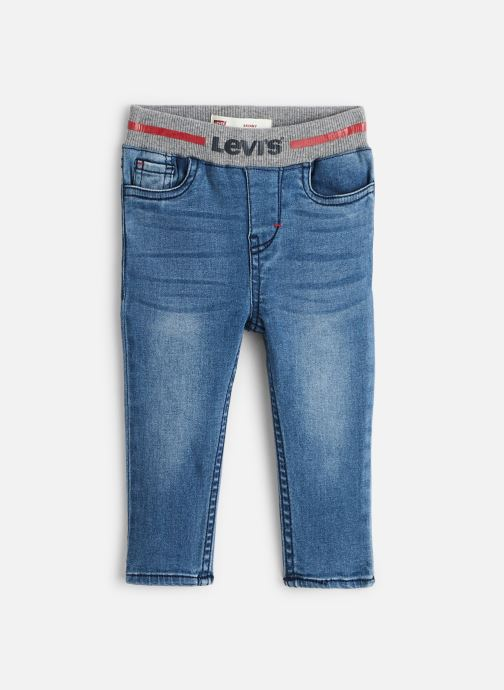 Vêtements Levi's Pantalon NP22024 Bleu vue détail/paire