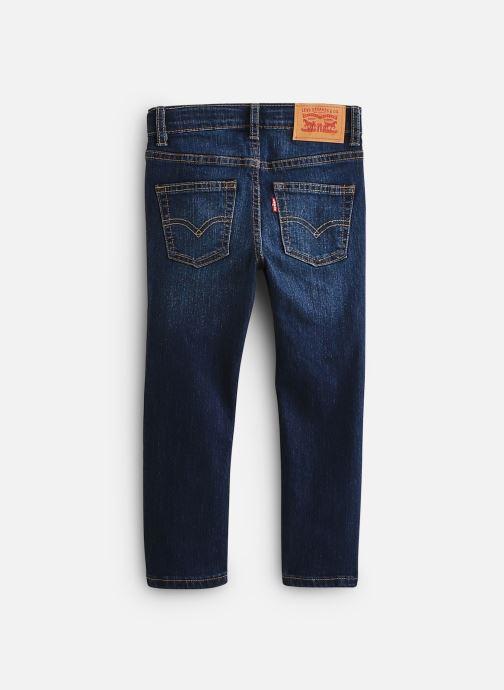 Vêtements Levi's Pantalon NP22057 Bleu vue bas / vue portée sac