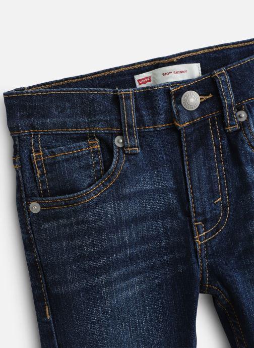 Vêtements Levi's Pantalon NP22057 Bleu vue portées chaussures