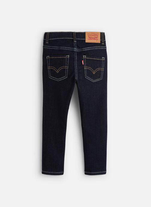 Vêtements Levi's Pantalon NP22067 Bleu vue bas / vue portée sac